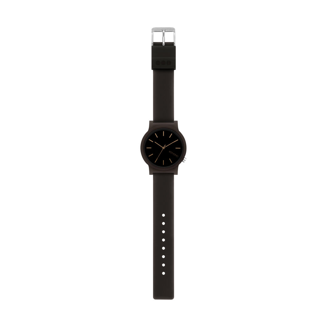 Mono Color Watch in color Black