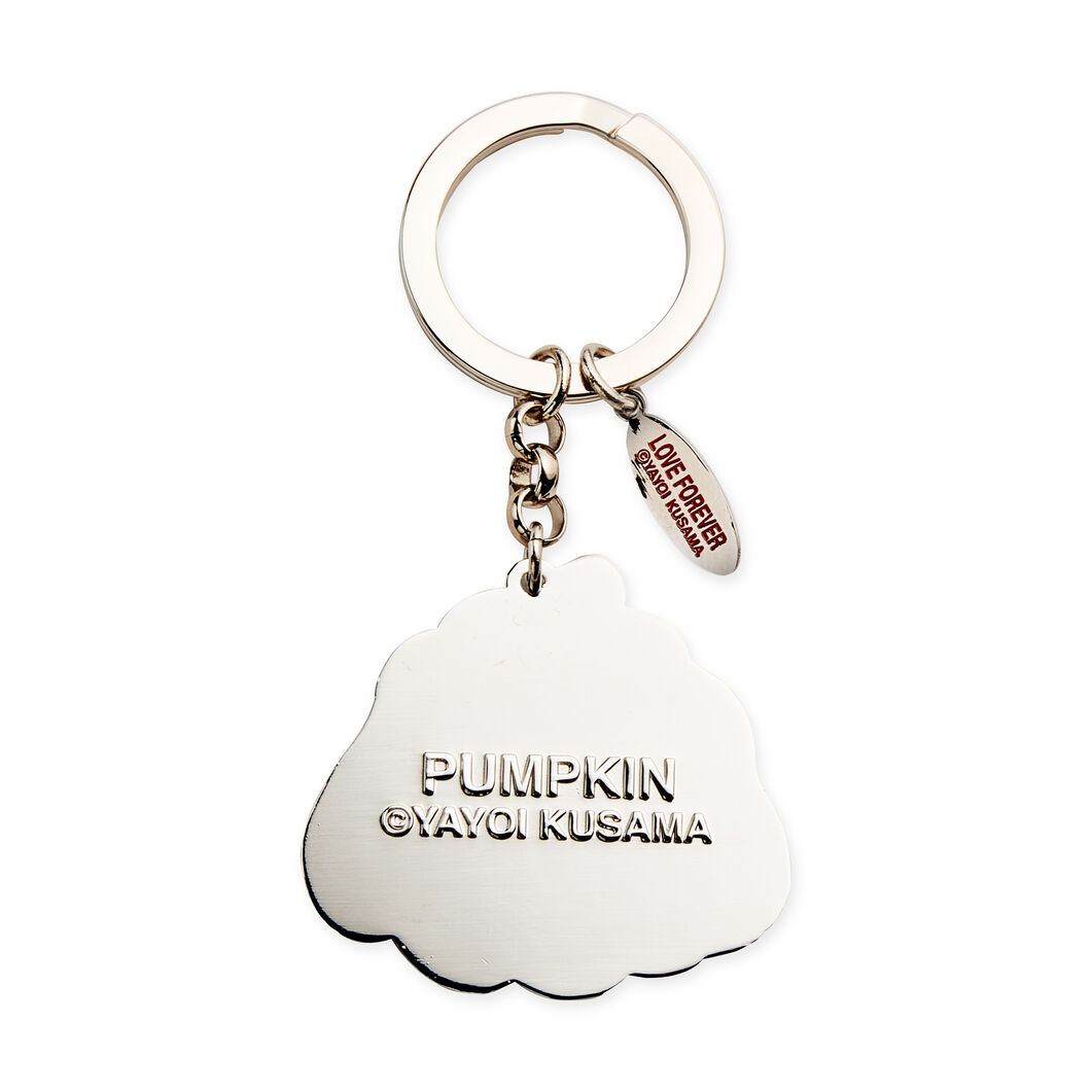 Yayoi Kusama Pumpkin Key Ring in color Multi