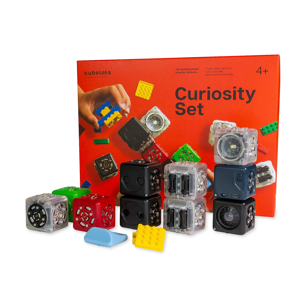Cubelets Robot Blocks Sets in color Curiosity