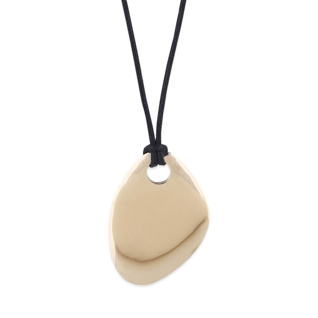 Soko Sabi Organic Drop Pendant Necklace in color
