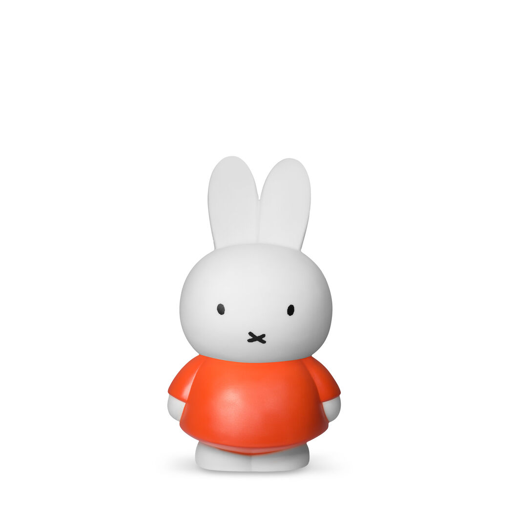 Miffy Coin Bank in color Red