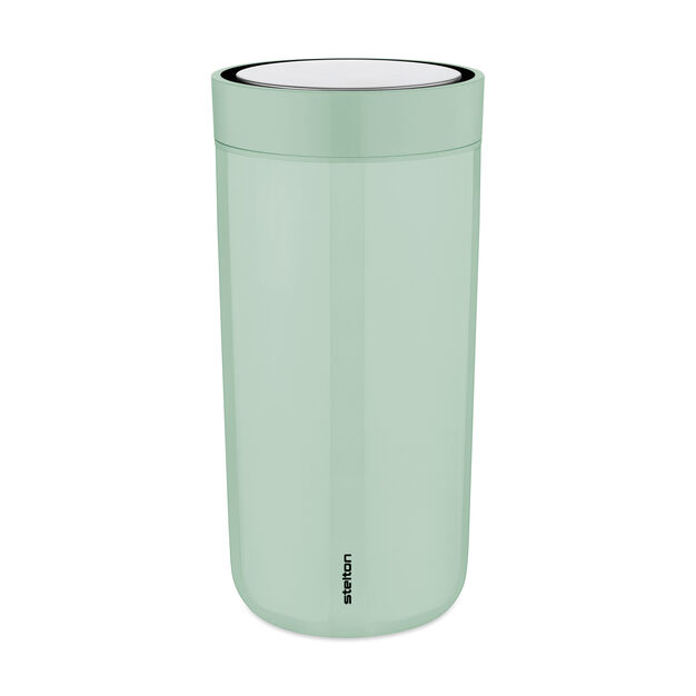 Travel Mug Mint in color Mint