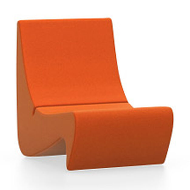 Amoebe Chair in color Orange