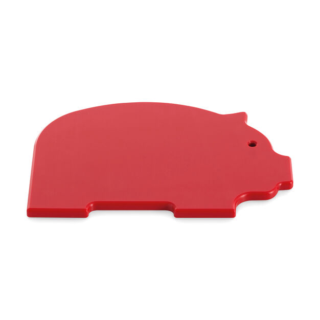 Silhouette Chopping Boards in color Red