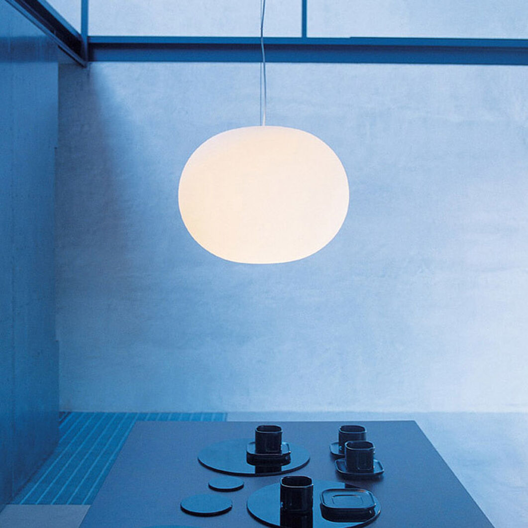 Glo Ball S1 Pendant Light in color