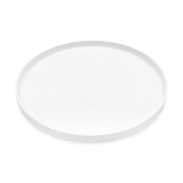 Stackable Dinnerware Dinner Plate in color