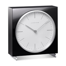 Max Bill Table Clock in color