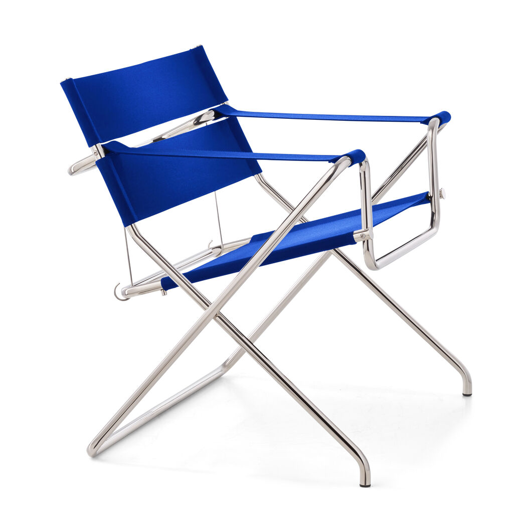 Breuer D4 Folding Chair in color