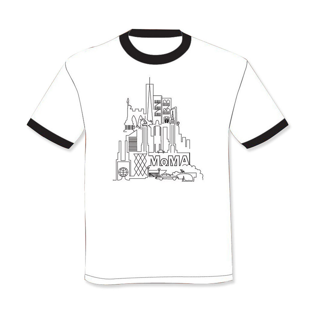 MoMA Skyline T-Shirt in color