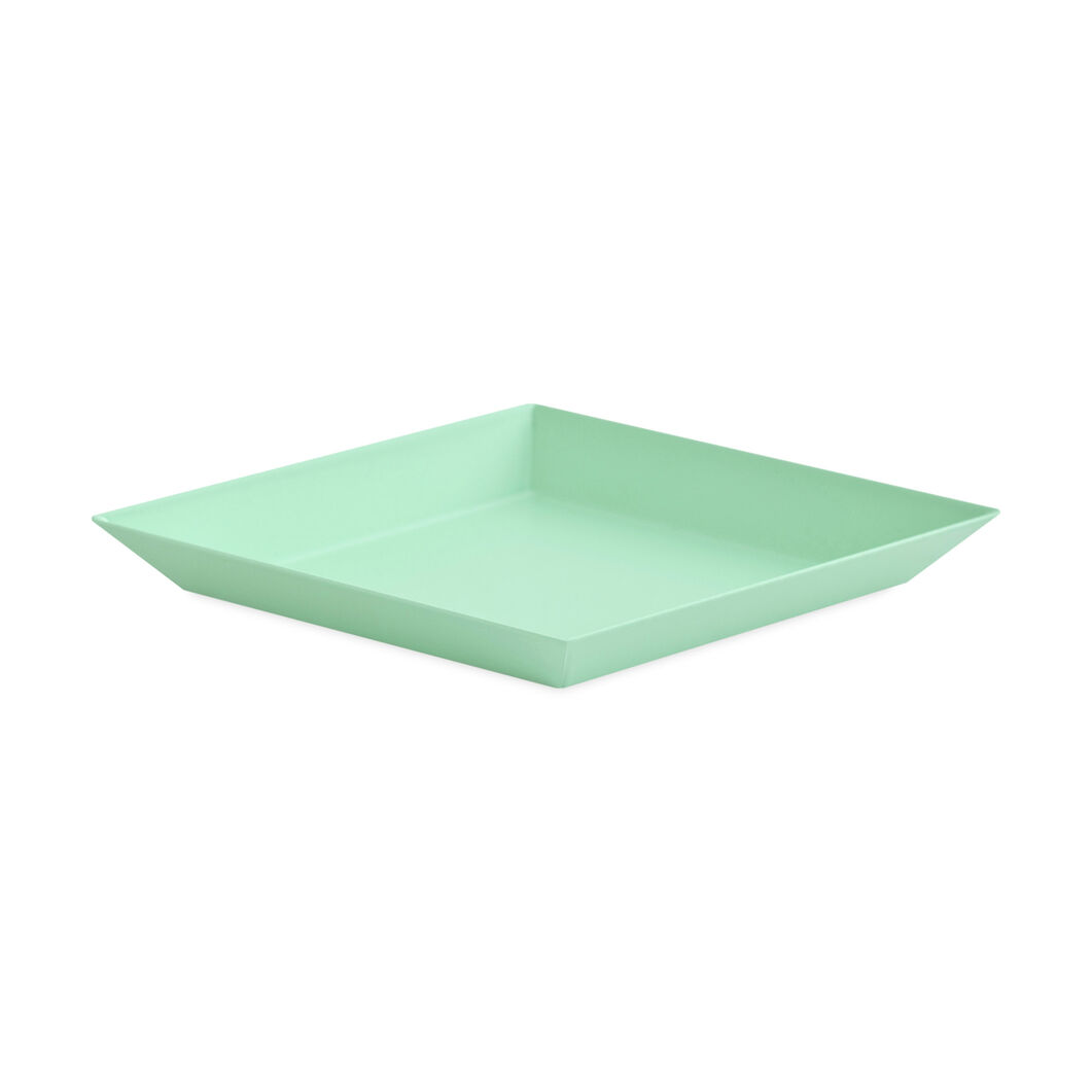 HAY Kaleido Tray Mint Extra Small in color Mint