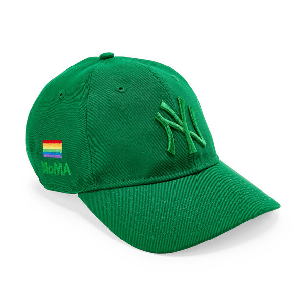 NY Yankees Pride Hat in color Green