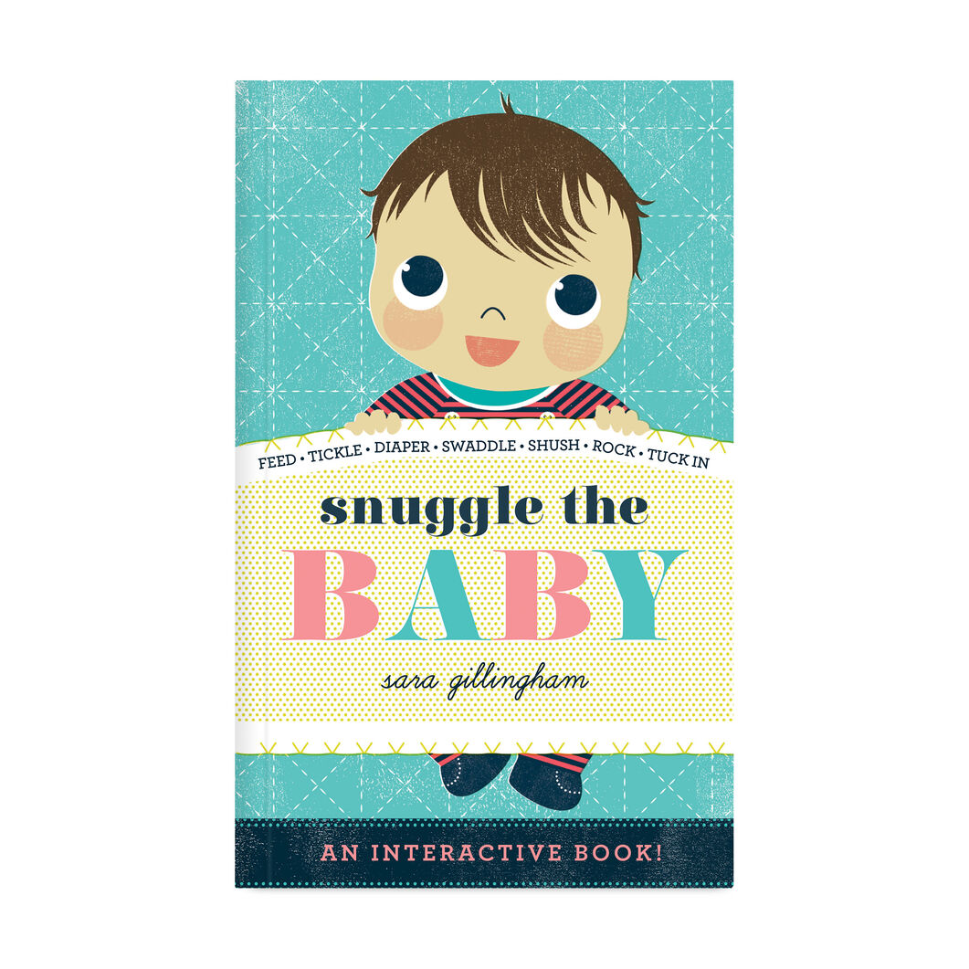 Snuggle the Baby in color