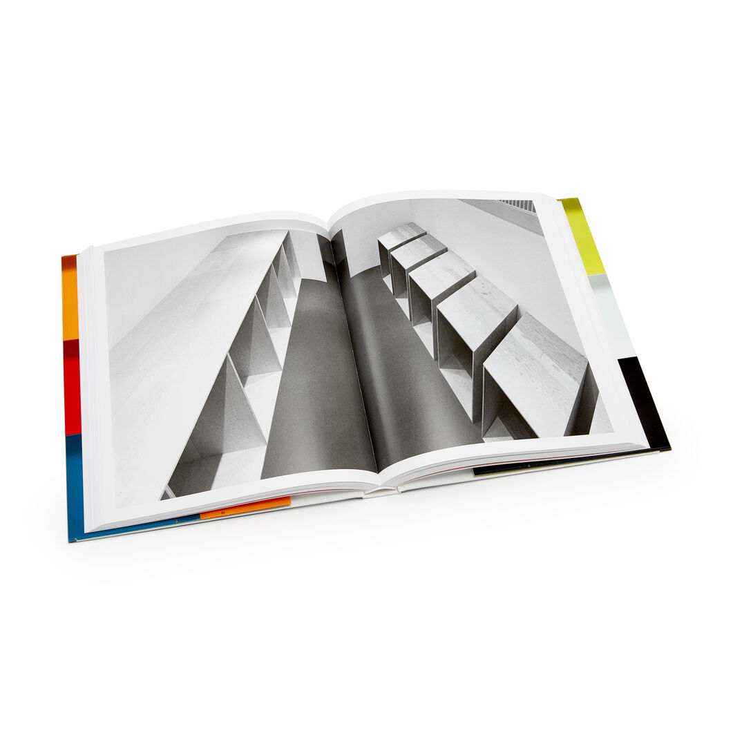 Judd - Hardcover in color