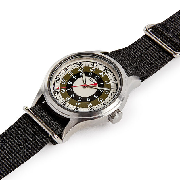 Timex Mod Watch in color Black