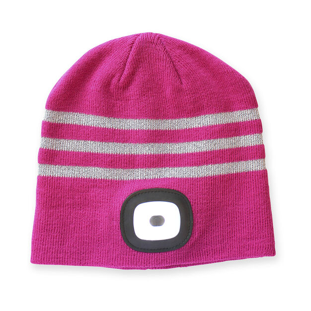 Kids X-Cap Light Up Hat in color Pink