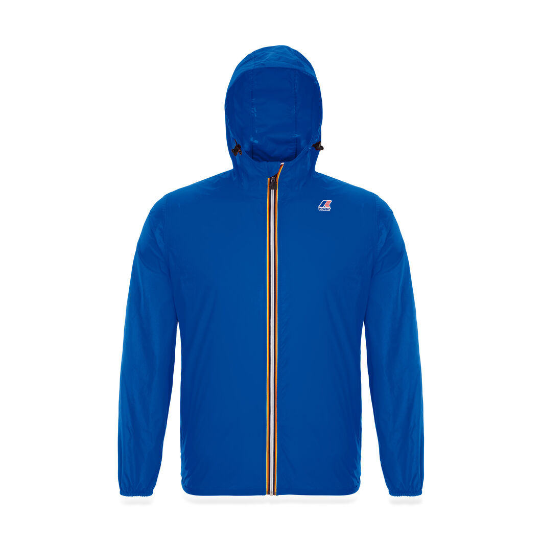K-Way Claude Windbreaker in color Blue