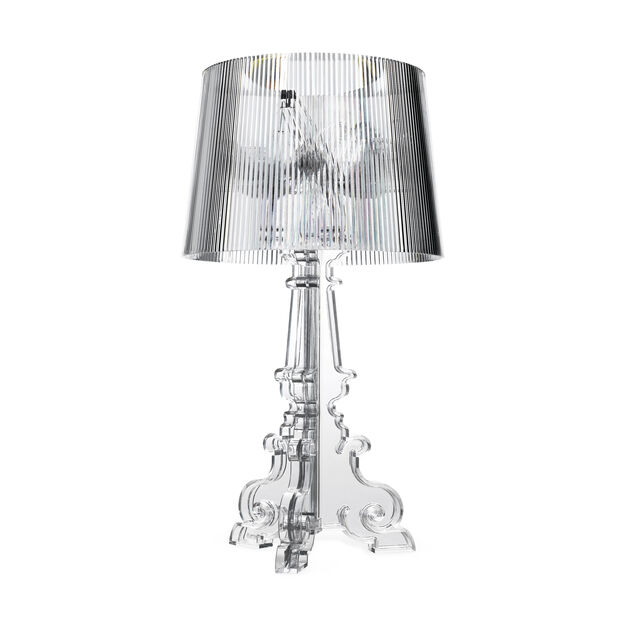 Bourgie Lamp in color Transparent