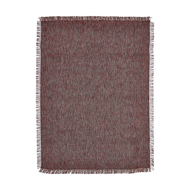 Chilewich Small Market Fringe Rug in color