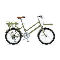 ROKE 6-Speed Cargo Bike in color
