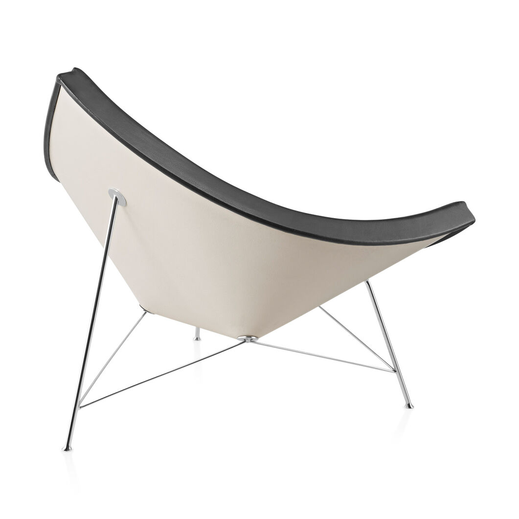 George Nelson™ Coconut Lounge Chair from Herman Miller© in color