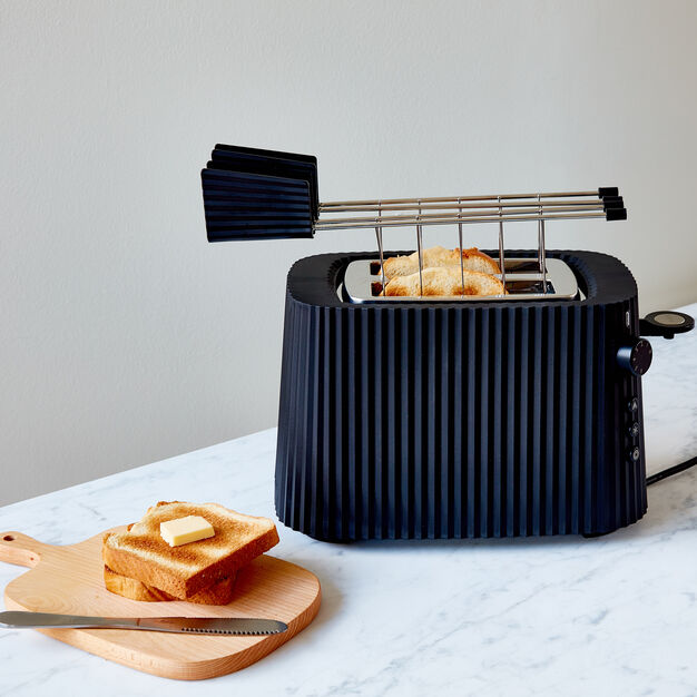 Plissé Toaster Tongs in color