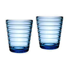 Aalto Glass - Set of Two in color