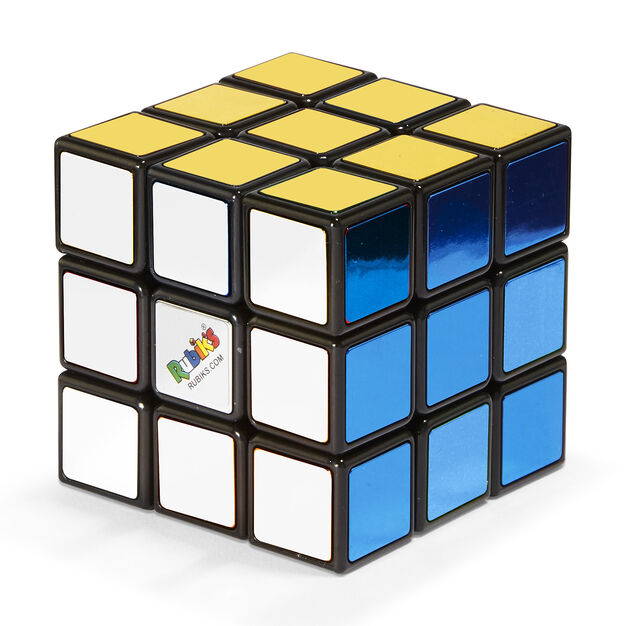 Rubik's Cube Metallic Edition in color