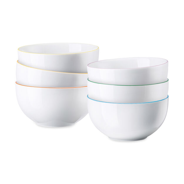 Cucina Colori Dinnerware Bowl Set in color
