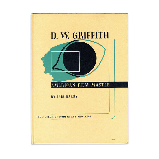 D.W. Griffith American Film Master - Hardcover in color