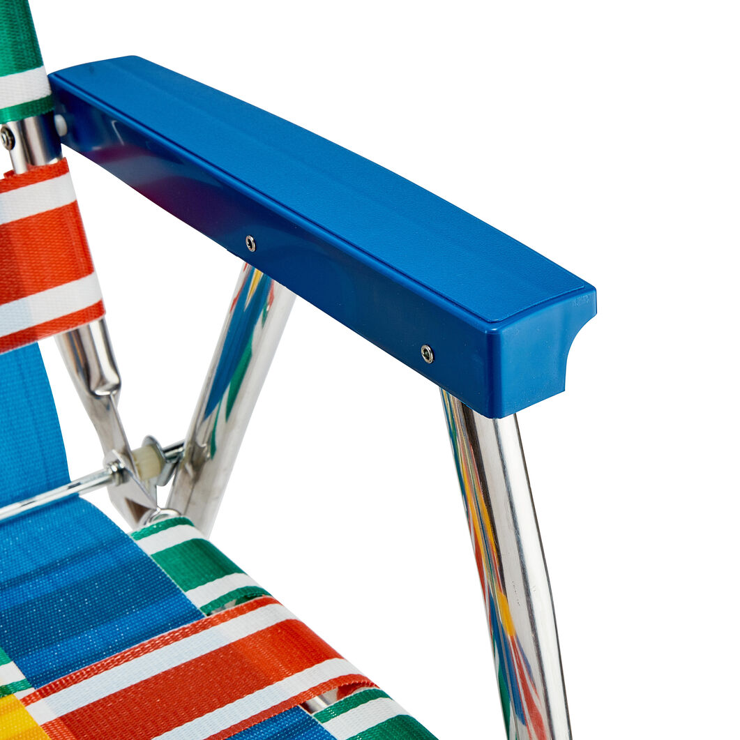 Classic Lawn Chair in color Multicolor