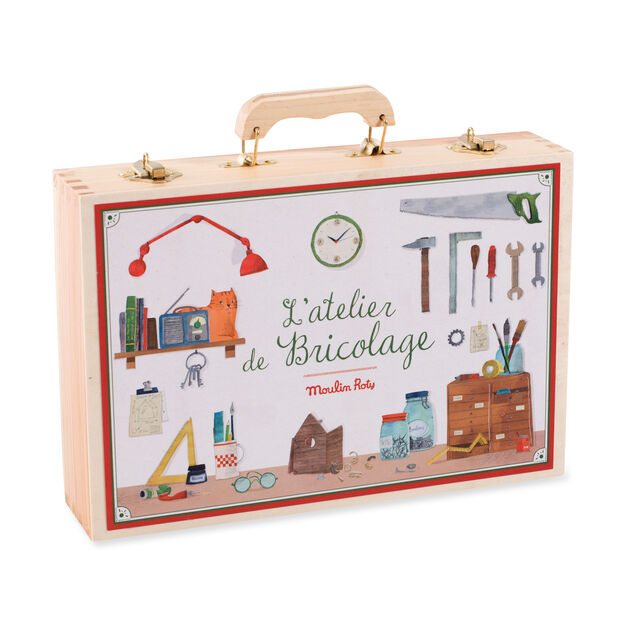 Large Tool Box Set in color