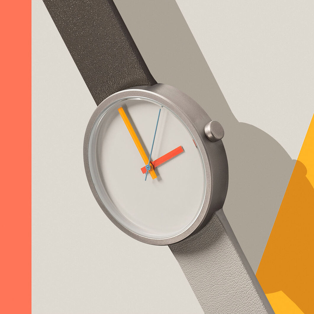 Multi Watch in color Grey