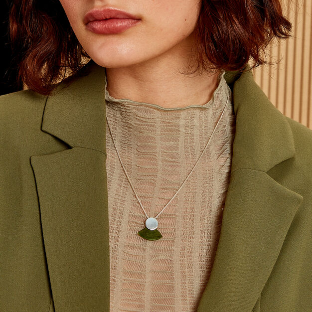 Octave Moonbeam Necklace in color