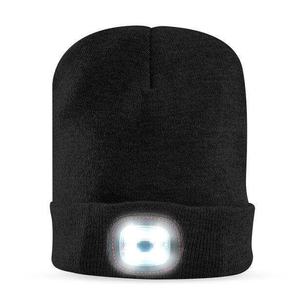 X-Cap Light Up Hat in color Black