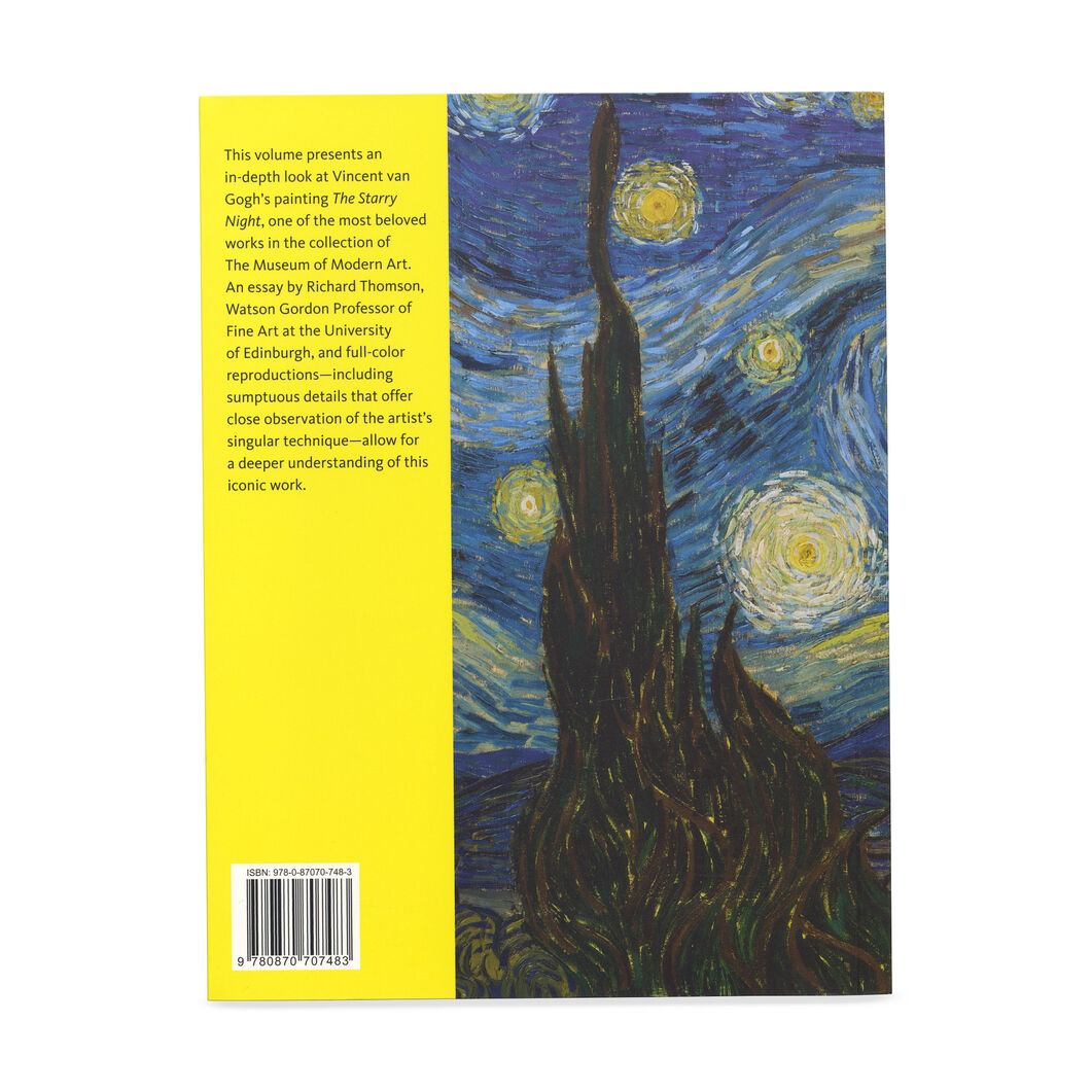 van gogh the starry night moma design store van gogh the starry night in color