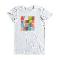 Yoshimoto Kids' Logo T-Shirt in color Multi