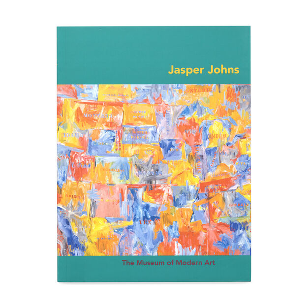 Jasper Johns (PB) in color
