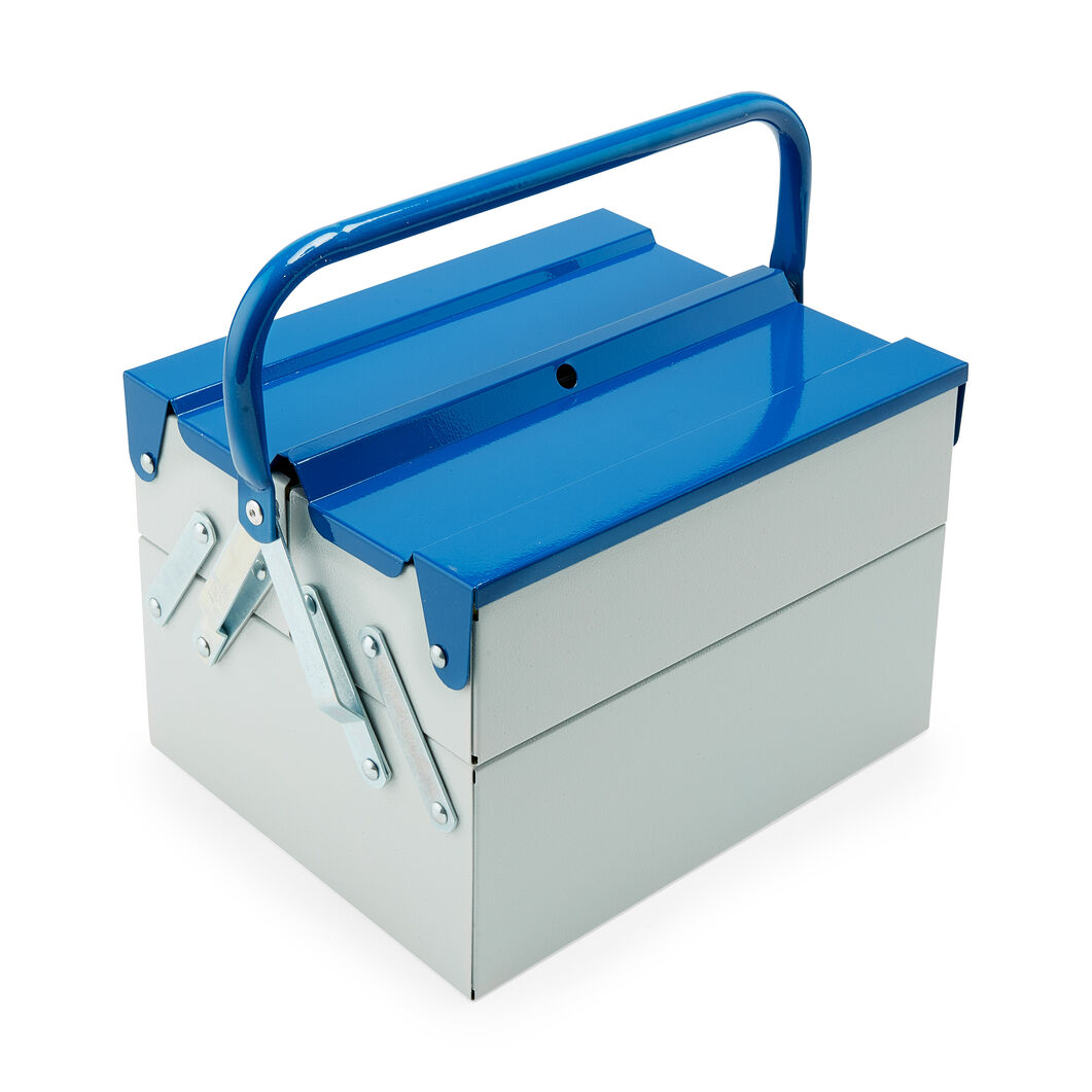 Compact Tool Box in color