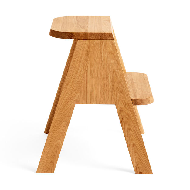 HAY Solid Oak Butler Step Stool in color