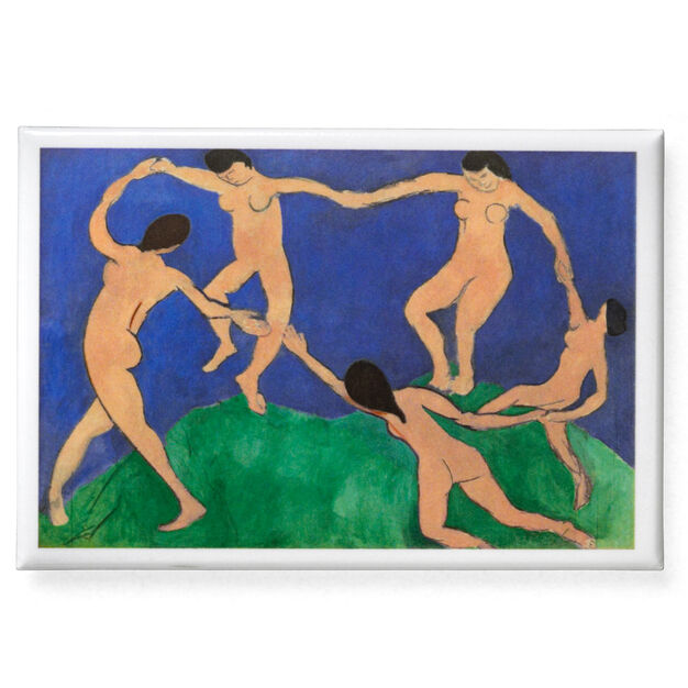 Matisse: Dance I Magnet in color