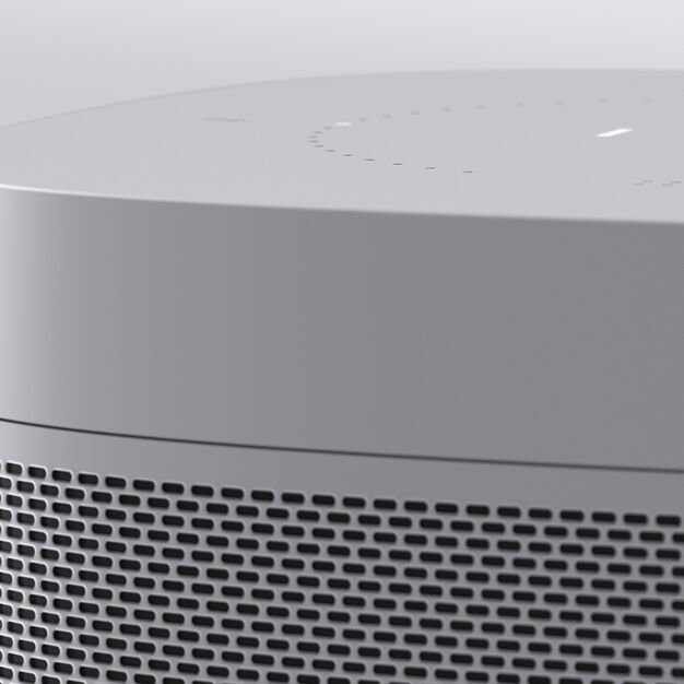 HAY Sonos One Limited Edition Speakers in color Gray