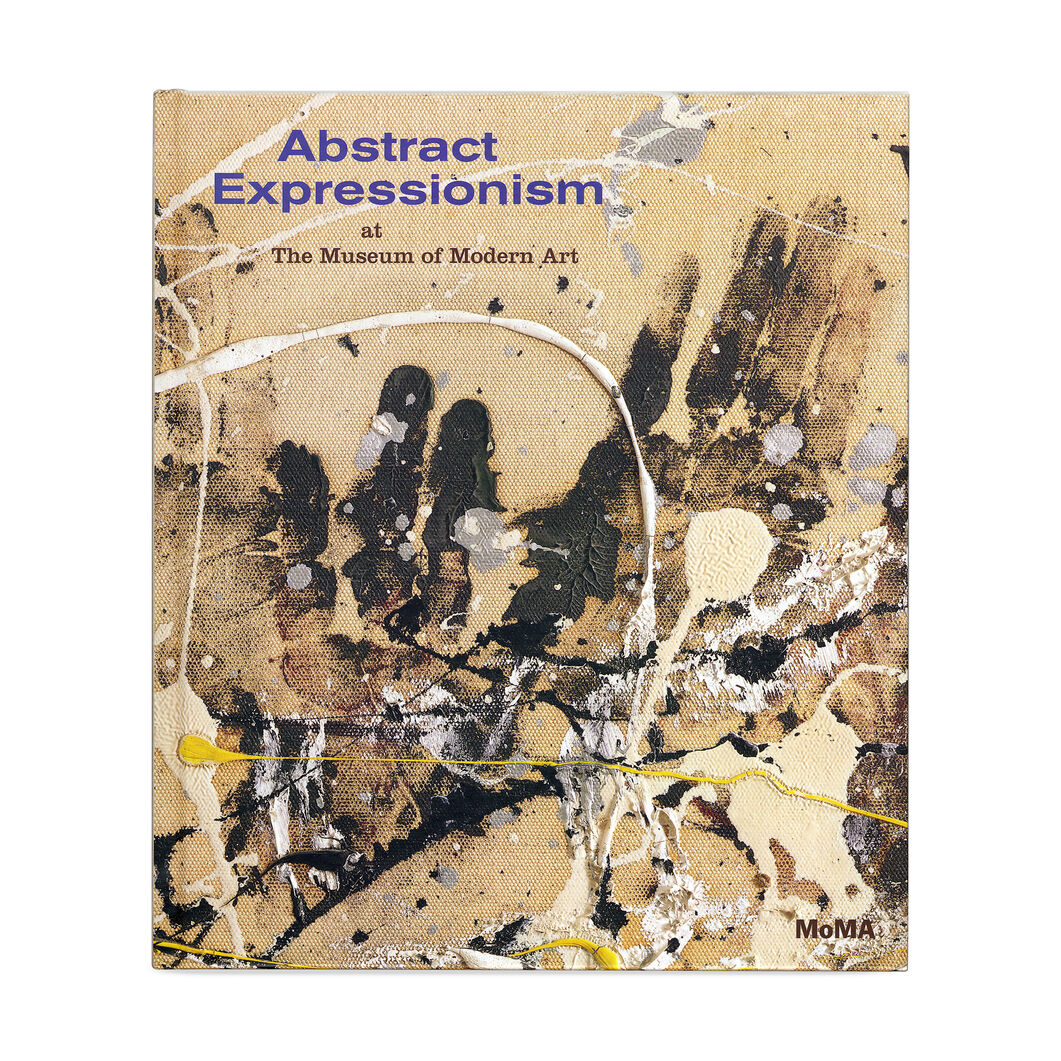 Abstract Expressionism at The Museum of Modern Art in color