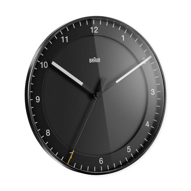 Braun Wall Clock in color