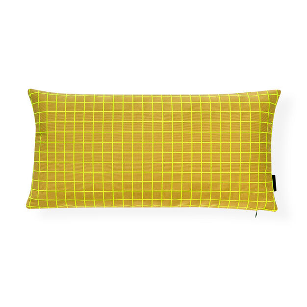 Maharam Bright Grid Hi-Lite Pillow in color