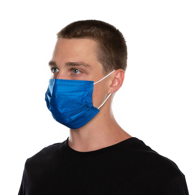 Medipop Single-Use Masks - Set of 5 in color