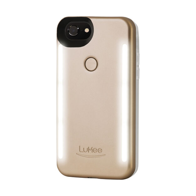LuMee Duo iPhone 7 Case in color