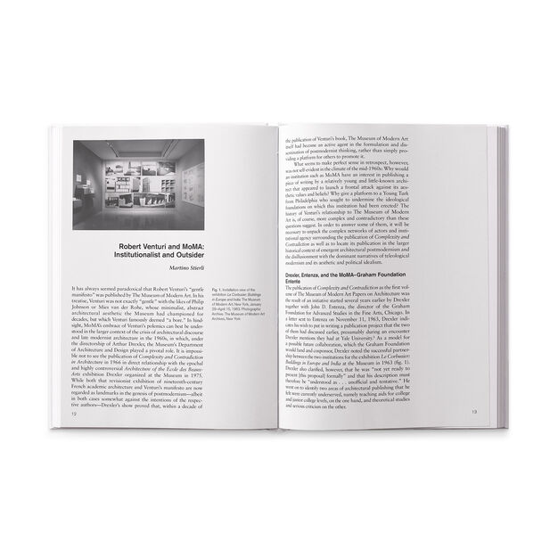 Robert Venturi's Complexity and Contradiction at Fifty - Boxed Set in color