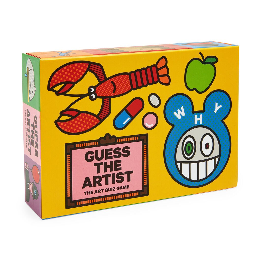 Guess the Artist: The Art Quiz Game in color