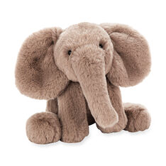 Smudge Elephant Plush in color