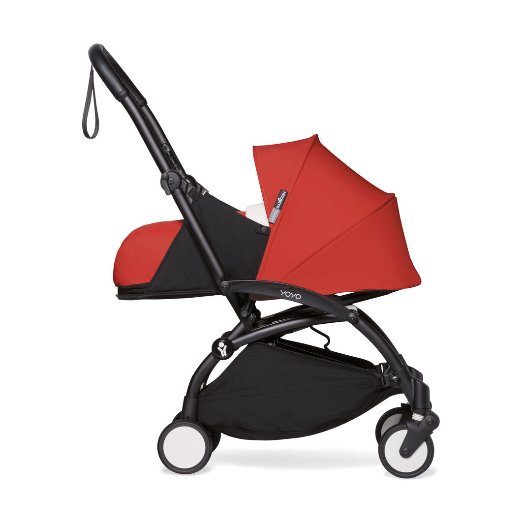 Babyzen™ YOYO Bassinet 0+ Newborn Pack in color Red